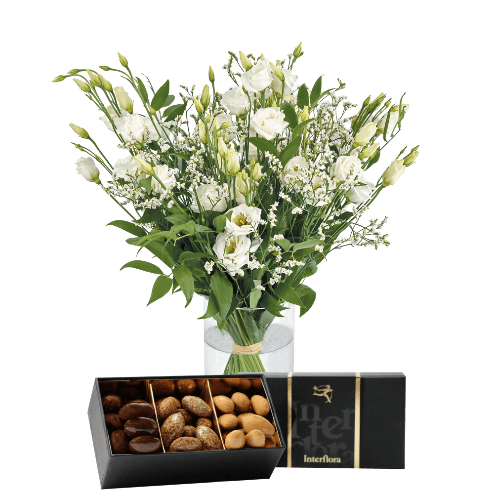 Plumetis et ses amandes au chocolat
