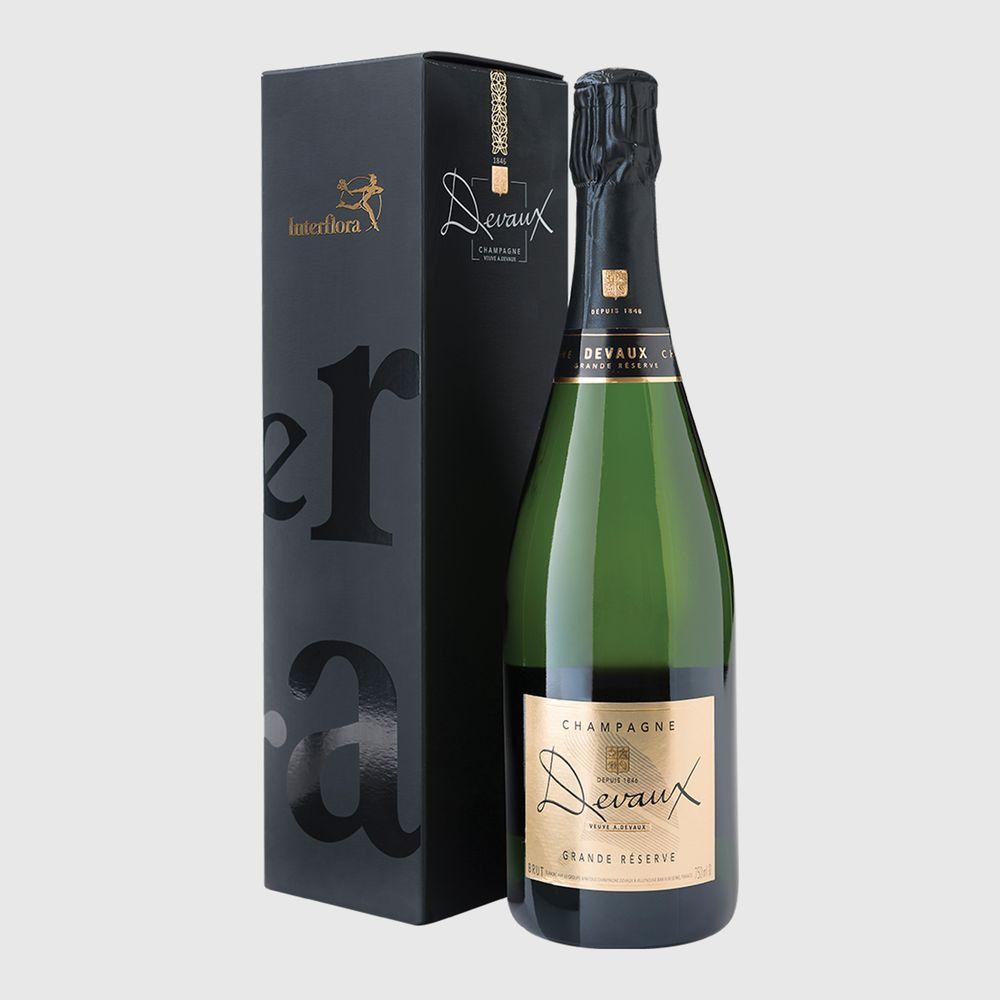 Pomme d'amour et son champagne Devaux