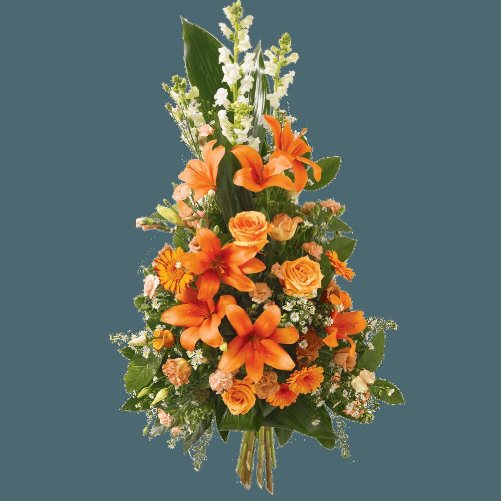 Hommage orange
