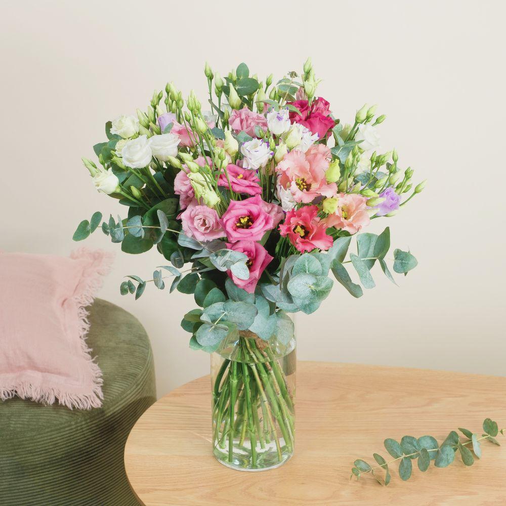 Bouquet de lisianthus