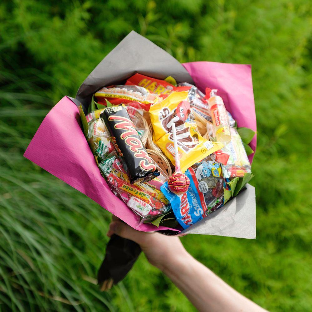 Bouquet de bonbons