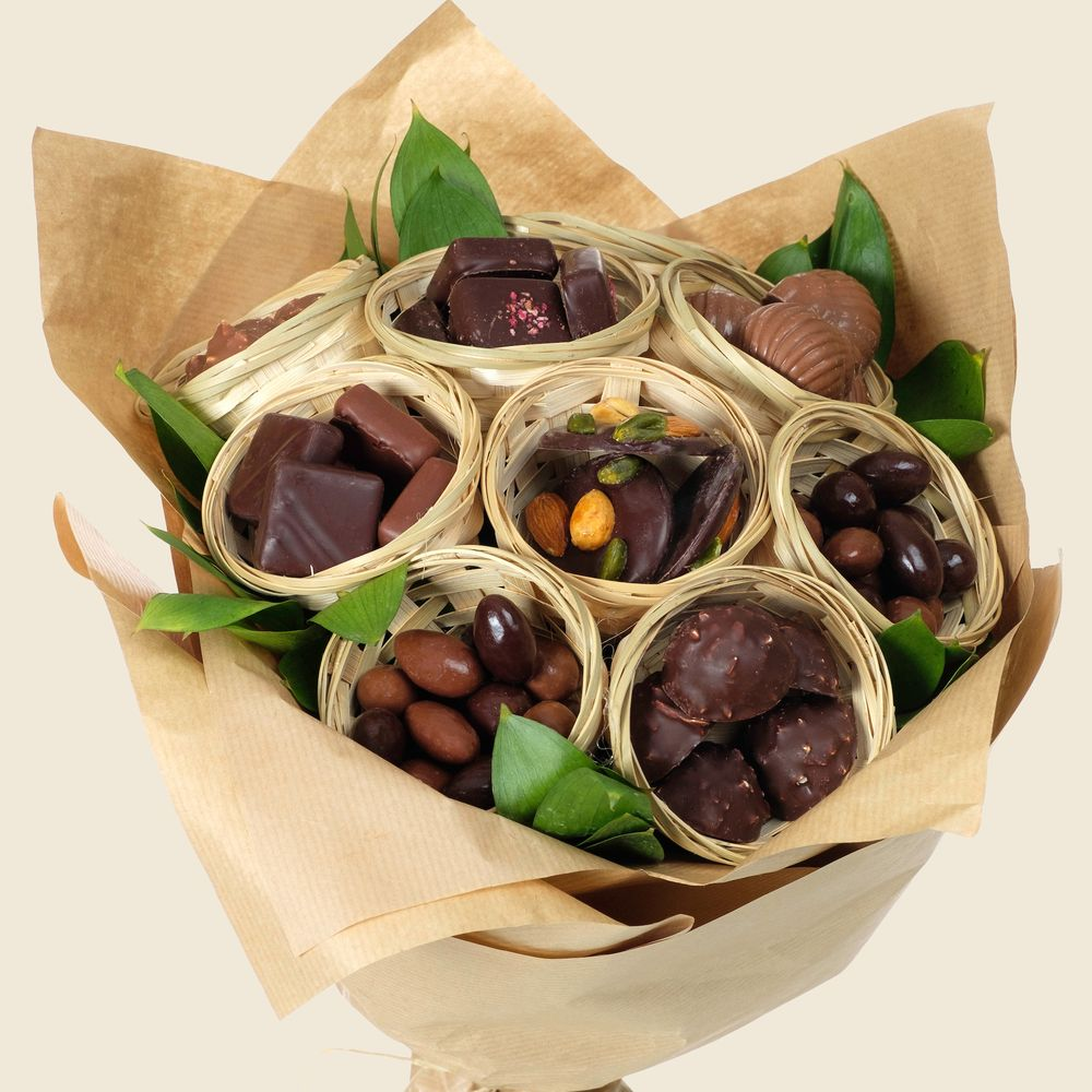 Bouquet de chocolats