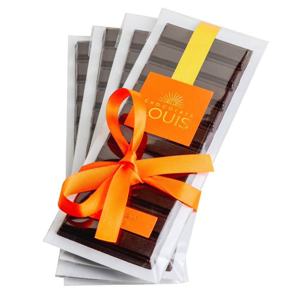 Découverte origine chocolat noir
