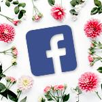 Interflora sur Facebook