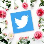 Interflora sur Twitter