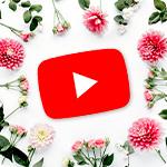 Interflora sur Youtube