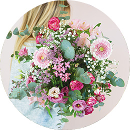 Bouquets de fleurs
