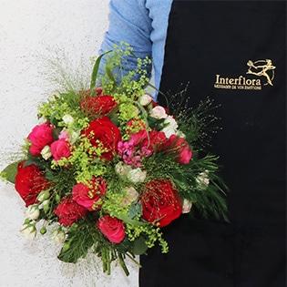 5000 fleuristes Interflora en France