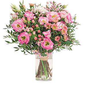 Bouquet de fleurs Chanson douce Fête des Mères