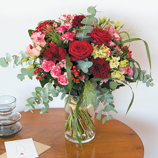 Je fais livrer un bouquet