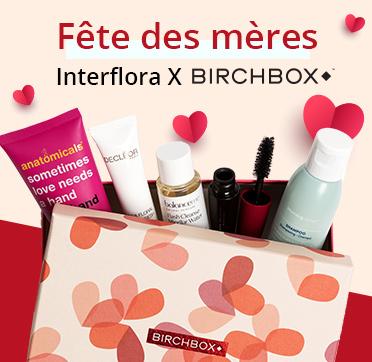 Découvrez nos coffrets Birchbox