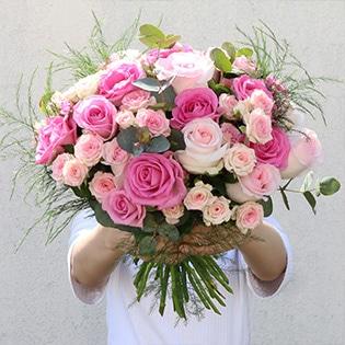 Interflora leader de la livraison de fleurs par Internet
