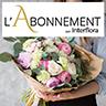 Bouquet de fleurs Abonnement - bouquet de saison  - tous les mois - pour une durée de 6 mois - Taille Normale