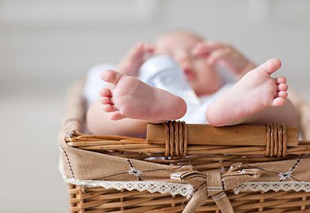 Offrir un cadeau pour une naissance