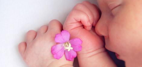 Organiser votre livraison de fleurs pour une naissance