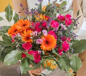 Livraison fleurs fraîches 7j/7 en 4h
