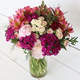 Envoyer des fleurs en France avec Interflora