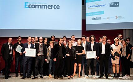 L'Or aux trophées de l'e-commerce