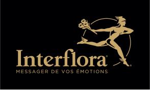 Interflora change son logo et devient « Messager de vos émotions »
