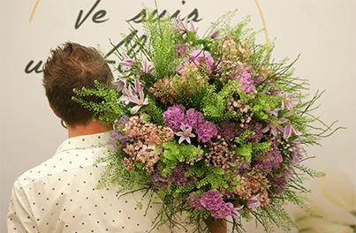 Coupe Du Monde des Fleuristes Fleurop Interflora