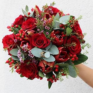 Faire livrer des fleurs en 24H