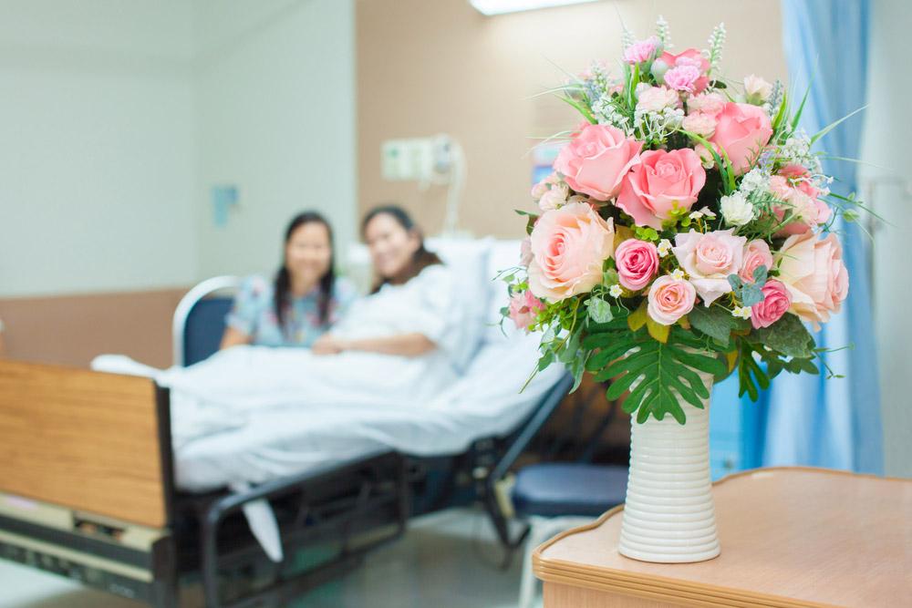 Quelles fleurs offrir pour souhaiter un bon rétablissement?