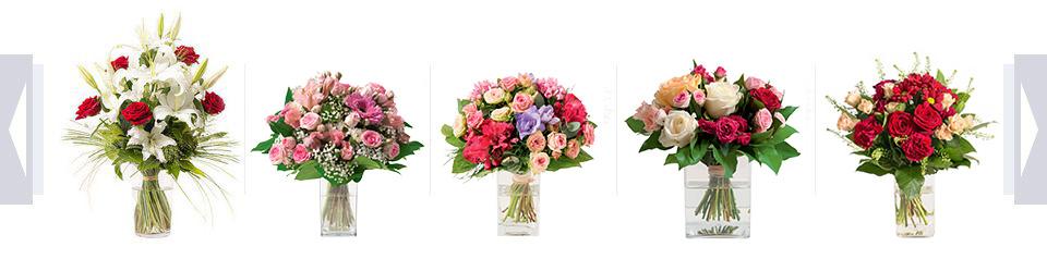 envoyer des fleurs l 39 tranger interflora. Black Bedroom Furniture Sets. Home Design Ideas