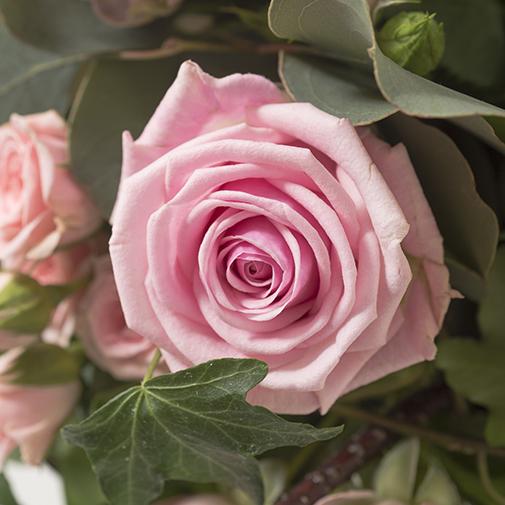 Fleurs et cadeaux Charme et son écrin d'amandes gourmandes