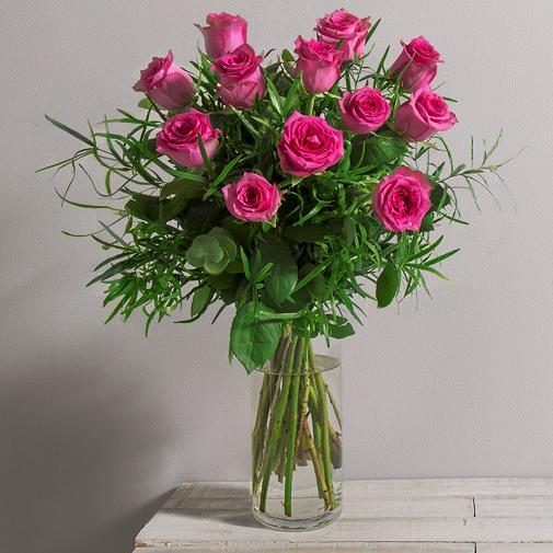 Bouquet de roses Glossy