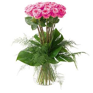 Idylle rose - interflora