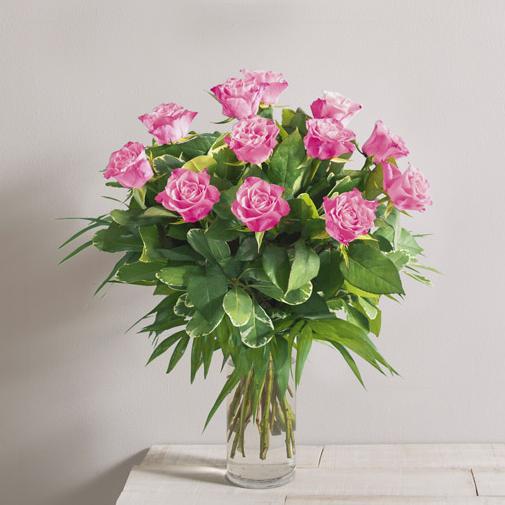 Bouquet de roses Tonic rose