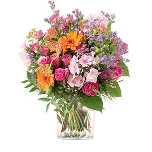 Bouquet de fleurs Bohème Pour le plaisir