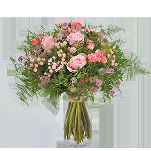 Bouquet de fleurs Bonbonnière Mariage
