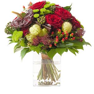 Bouquet de fleurs Cassandre Bon rétablissement