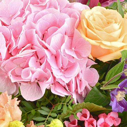 Bouquet de fleurs Féerie