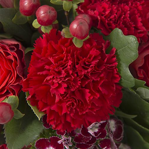 Bouquet de fleurs Froufrou