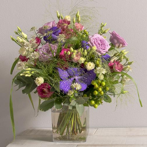 Bouquet de fleurs Frivole