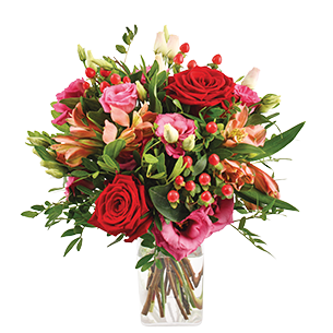 Bouquet de fleurs Frimousse Fête des Belles-Mères