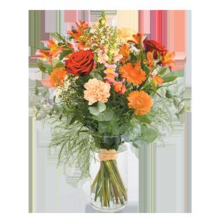 Bouquet de fleurs Garden party