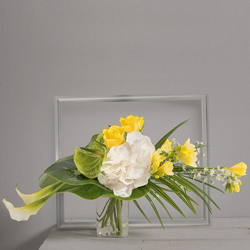 Bouquet de fleurs Luciole