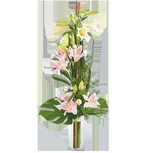 Bouquet de fleurs Magilys Mariage