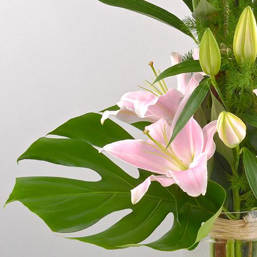 Bouquet de fleurs Magilys