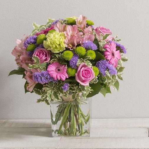 Bouquet de fleurs Mélodie