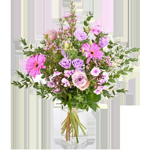 Bouquet de fleurs Myrtille