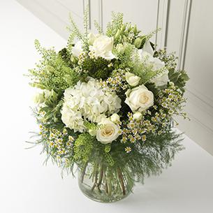 Bouquet de fleurs Nature et sens Mariage