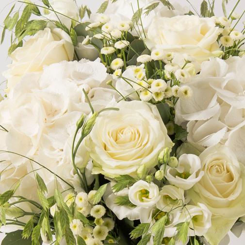 Bouquet de fleurs Nuage