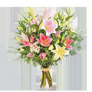 Bouquet de fleurs Paradilys Mariage
