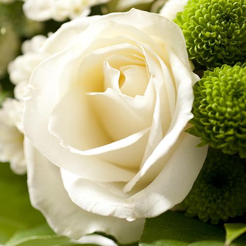 Bouquet de fleurs Perle