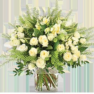 Bouquet de fleurs Perlita Mariage