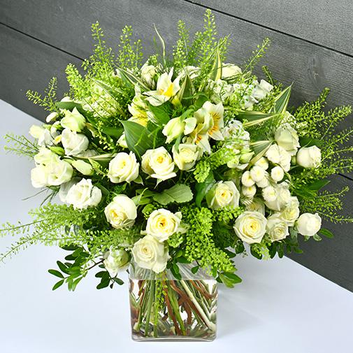 Bouquet de fleurs Perlita